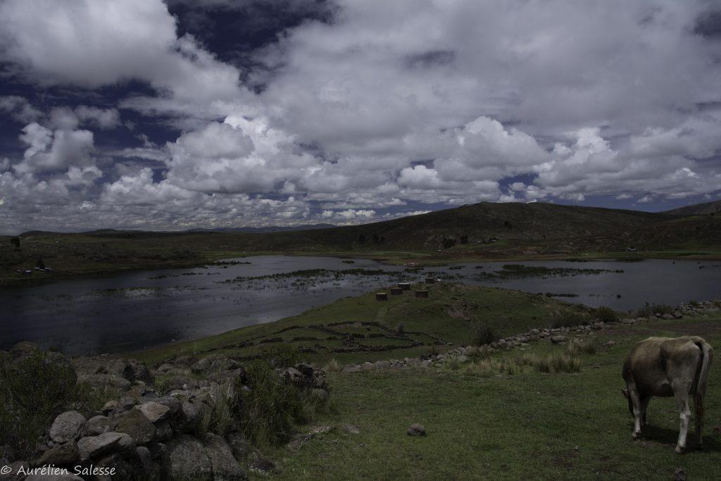 Sillustani-paysage
