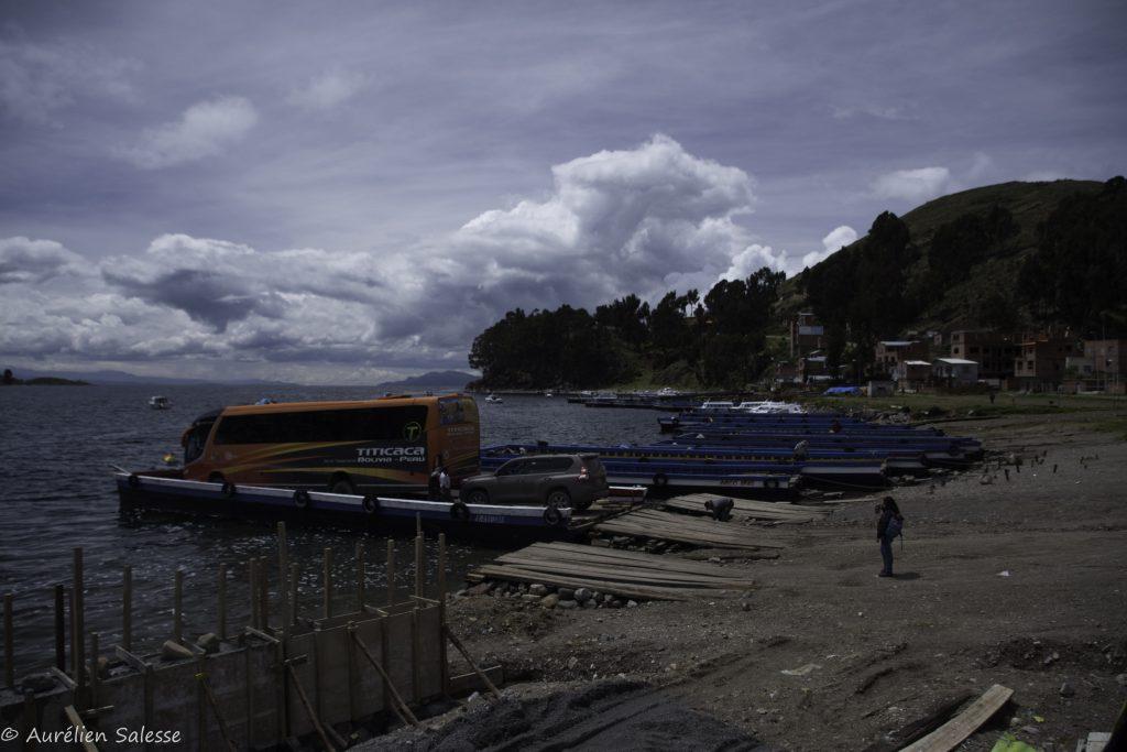 barquasse titicaca