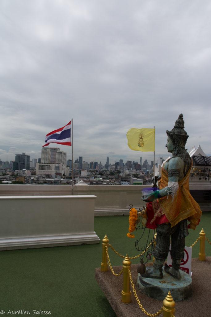 Bangkok Golden Moutain